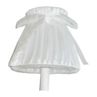 Lampskärm Rosett, Off white