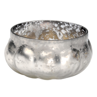 Tealight antique, Silver