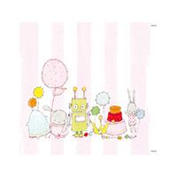 Kort Axel, Flickleksaker på rosa rand