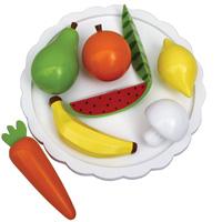 Fat med frukt och grönsaker