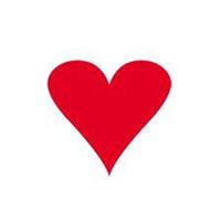 Kort Axel, Rött hjärta