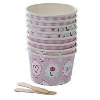 Ice cream cupset, Princess