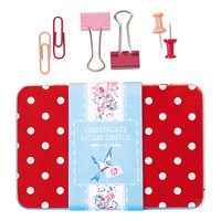 Clip kit set 3 in 1, Simone blue