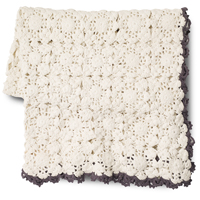 Couch lover solid blanket, Light pearl