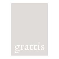 Pyttekort, grattis på grå