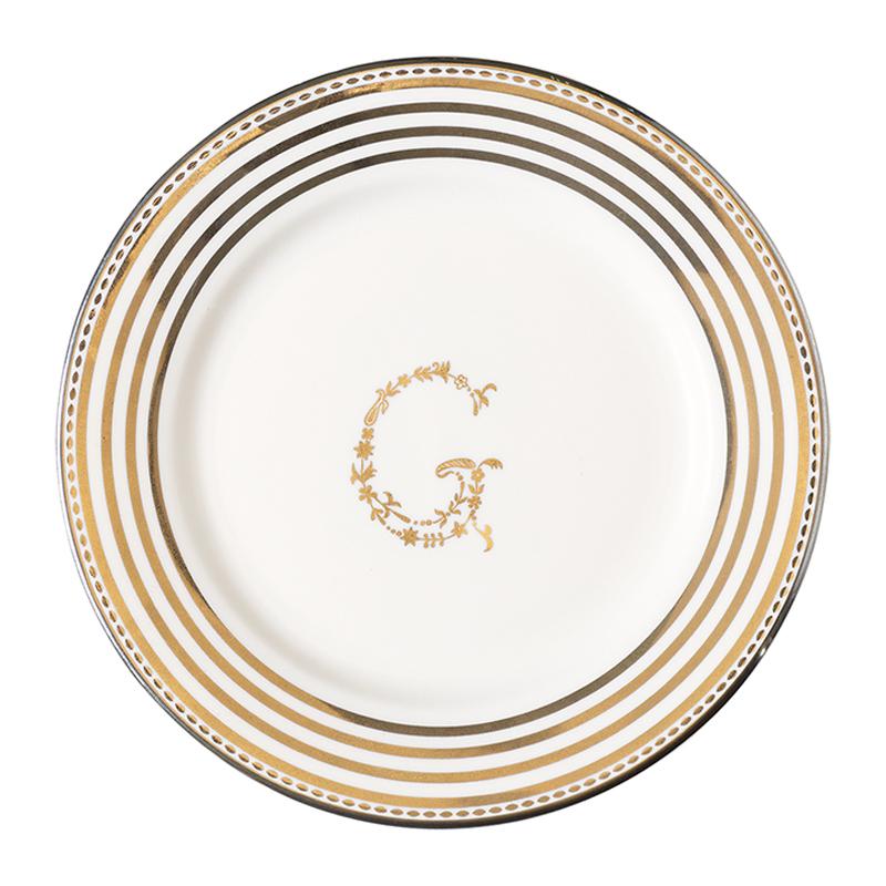 a10451x.jpg - Liten assiette G, Silver - Elsashem Butiken med det lilla extra...