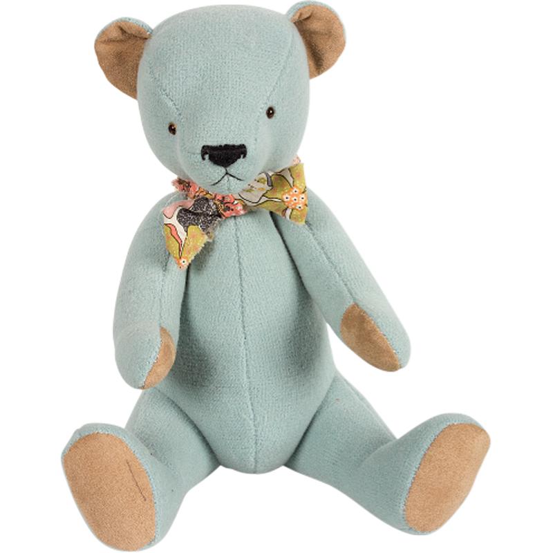 a10704x.jpg - Teddy, Ljusblå - Elsashem Butiken med det lilla extra...
