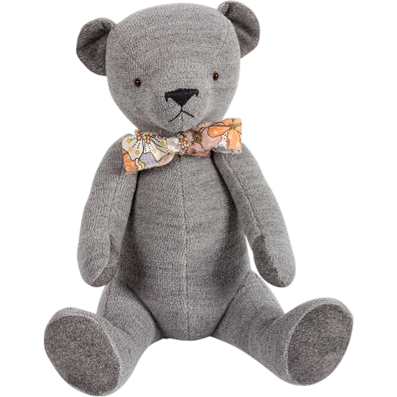 a10706x.jpg - Teddy, Grå - Elsashem Butiken med det lilla extra...