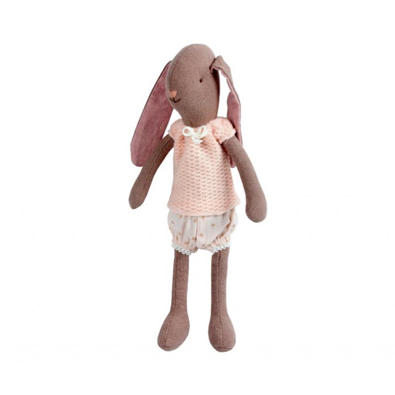 a10879x.jpg - Mini Bunny, Mörk flicka - Elsashem Butiken med det lilla extra...