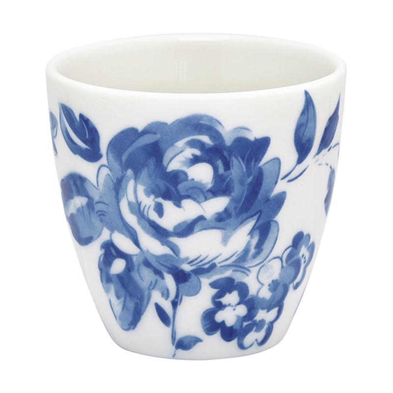 a11038x.jpg - Mini lattemugg Amanda, Indigo - Elsashem Butiken med det lilla extra...