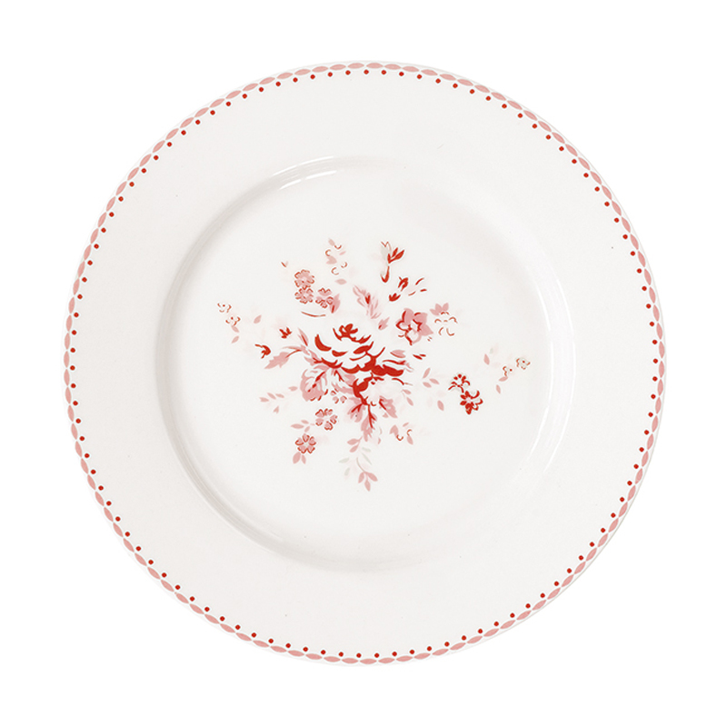 a11051x.jpg - Assiette Abelone, Raspberry - Elsashem Butiken med det lilla extra...