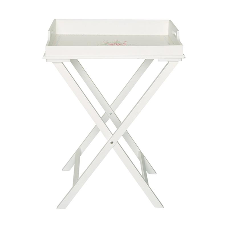 a11162x.jpg - Wood tray table Abelone, White - Elsashem Butiken med det lilla extra...