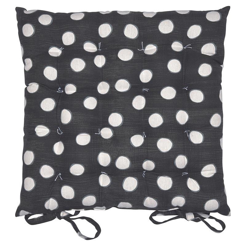 a11402x.jpg - Seat cushion Paula, Dark grey - Elsashem Butiken med det lilla extra...