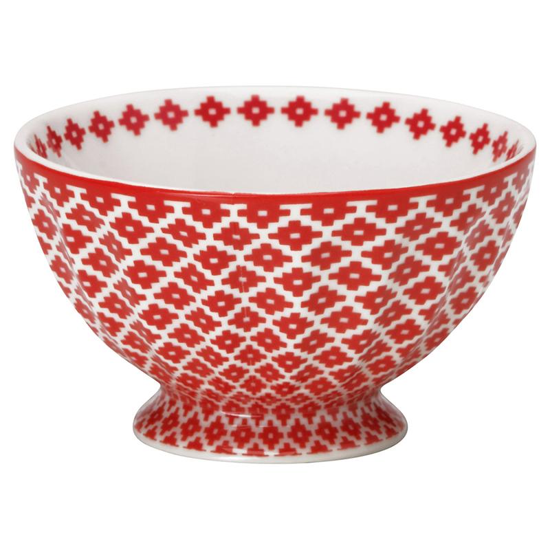 a11483x.jpg - Skål Judy, Red medium - Elsashem Butiken med det lilla extra...