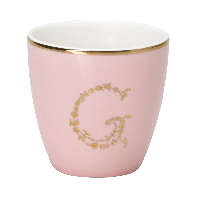 a11515x.jpg - Mini lattemugg G, Pale pink - Elsashem Butiken med det lilla extra...