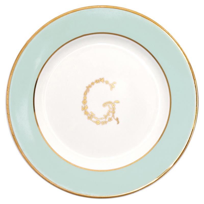 a11536x.jpg - Liten assiette G, Mint - Elsashem Butiken med det lilla extra...