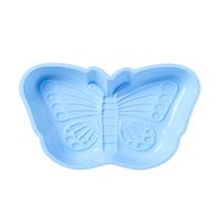 Senaste nytt Butterfly Shaped Silicone Baking Mold, Blue