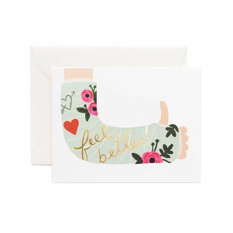 a11677x.jpg - Kort med kuvert, Feel Better - Elsashem Butiken med det lilla extra...