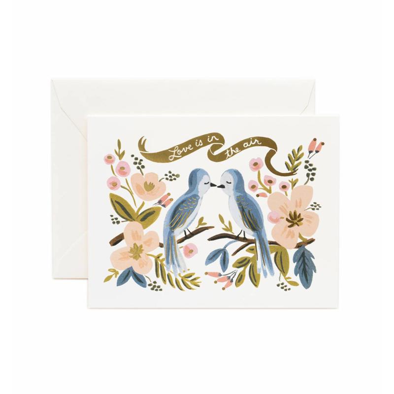 a11678x.jpg - Kort med kuvert, Love is in The Air - Elsashem Butiken med det lilla extra...