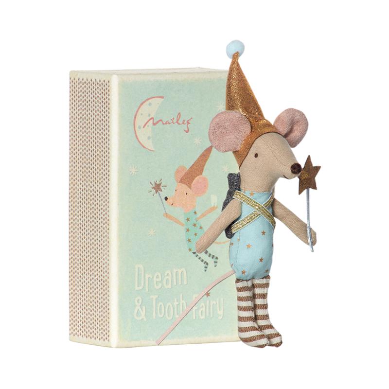 a11694x.jpg - Mus i ask, Tooth Fairy Boy - Elsashem Butiken med det lilla extra...
