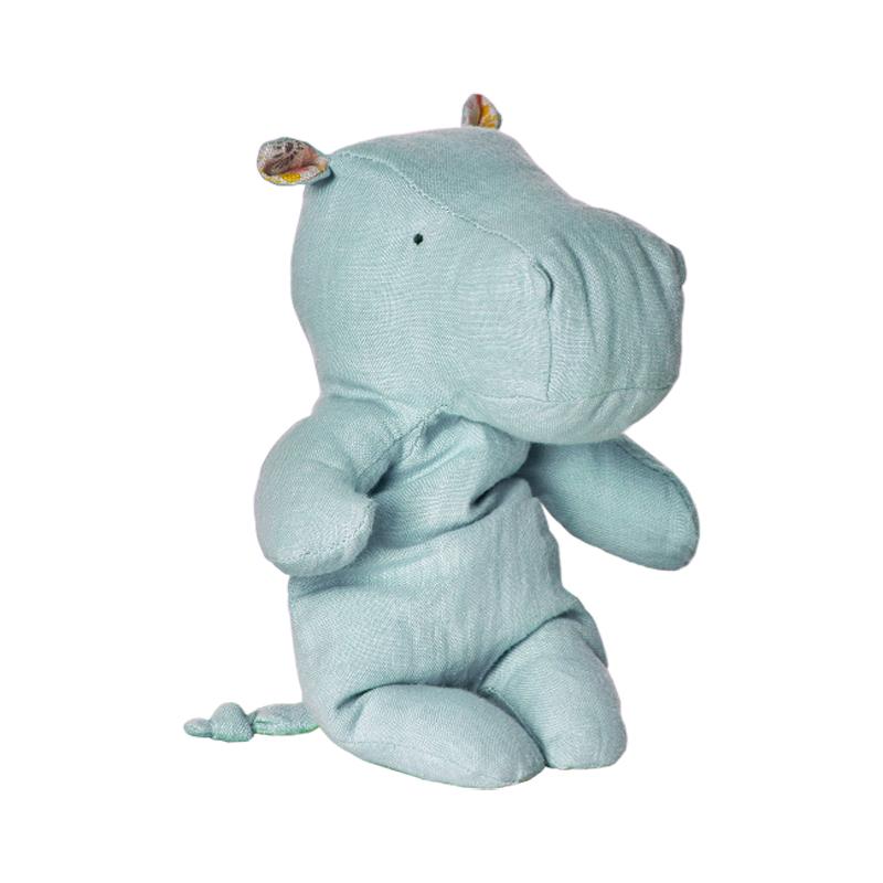 a11696x.jpg - Safari friends, Little Hippo Blue - Elsashem Butiken med det lilla extra...