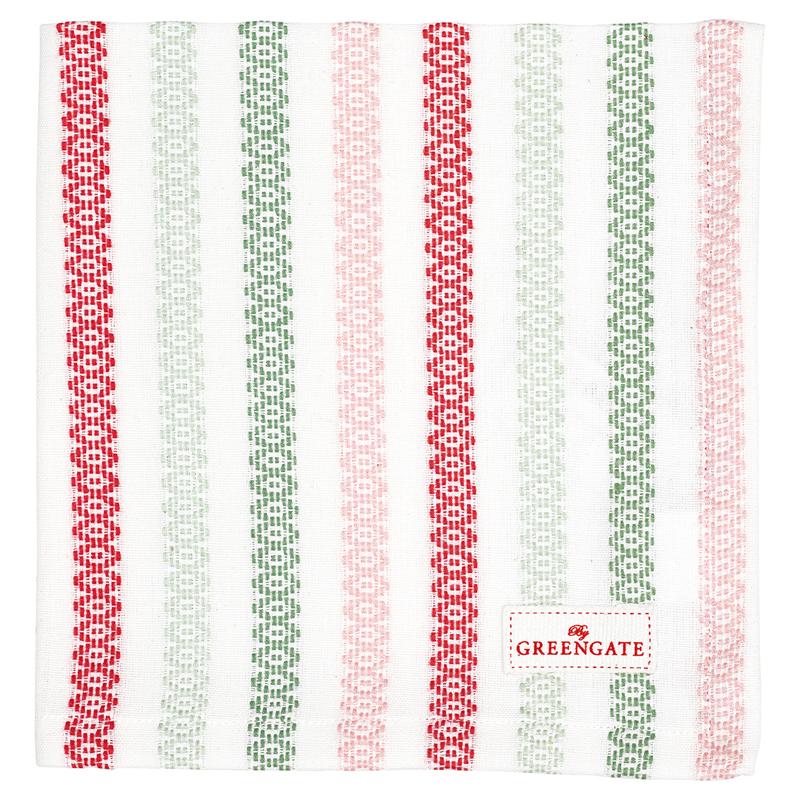 a11893x.jpg - Servett Andrea, White - Elsashem Butiken med det lilla extra...