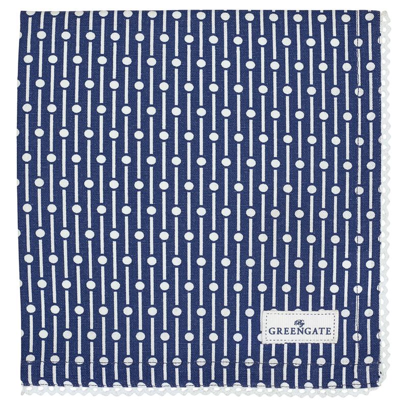 a11898x.jpg - Servett Dawn, Blue - Elsashem Butiken med det lilla extra...