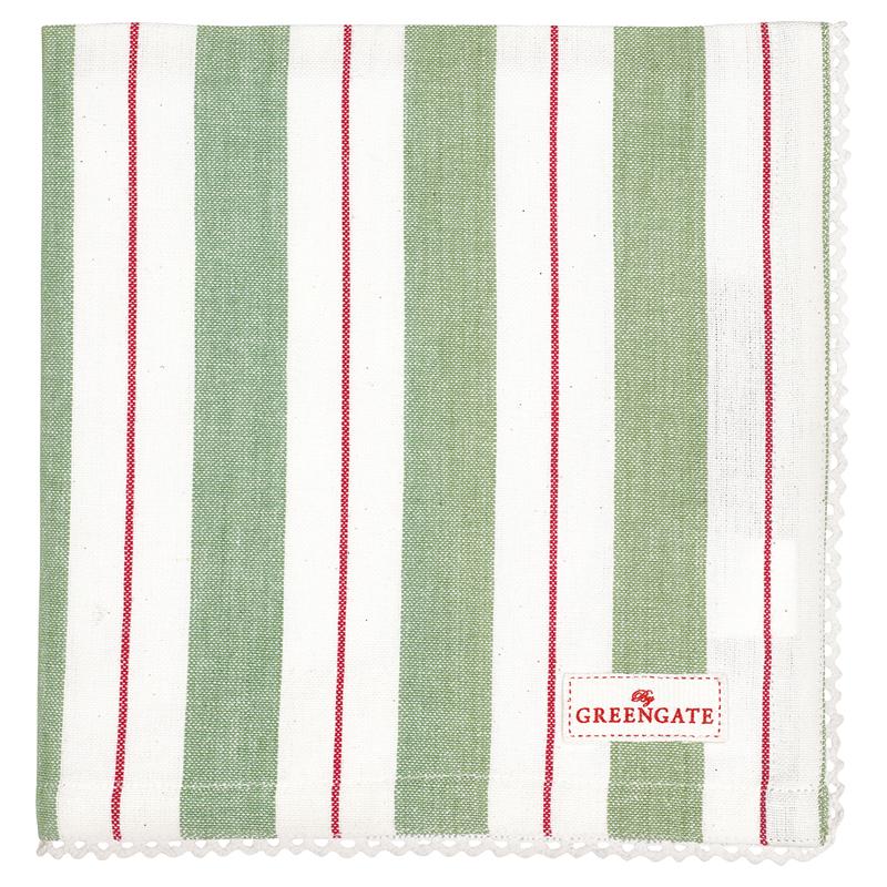a11900x.jpg - Servett Elinor, Green - Elsashem Butiken med det lilla extra...