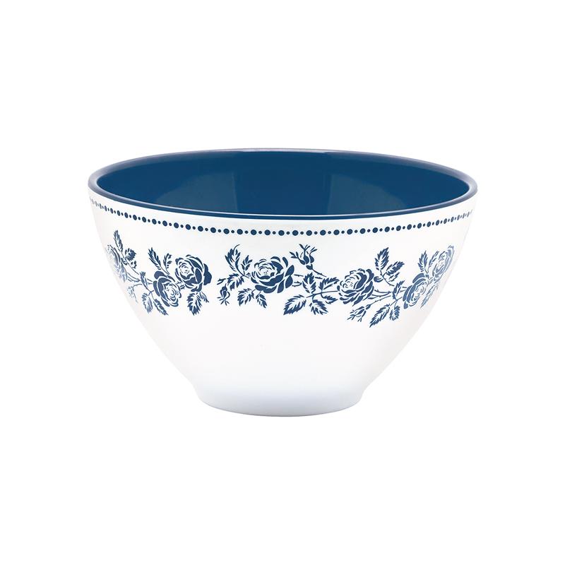 a11955x.jpg - Cereal bowl Fleur, Blue - Elsashem Butiken med det lilla extra...