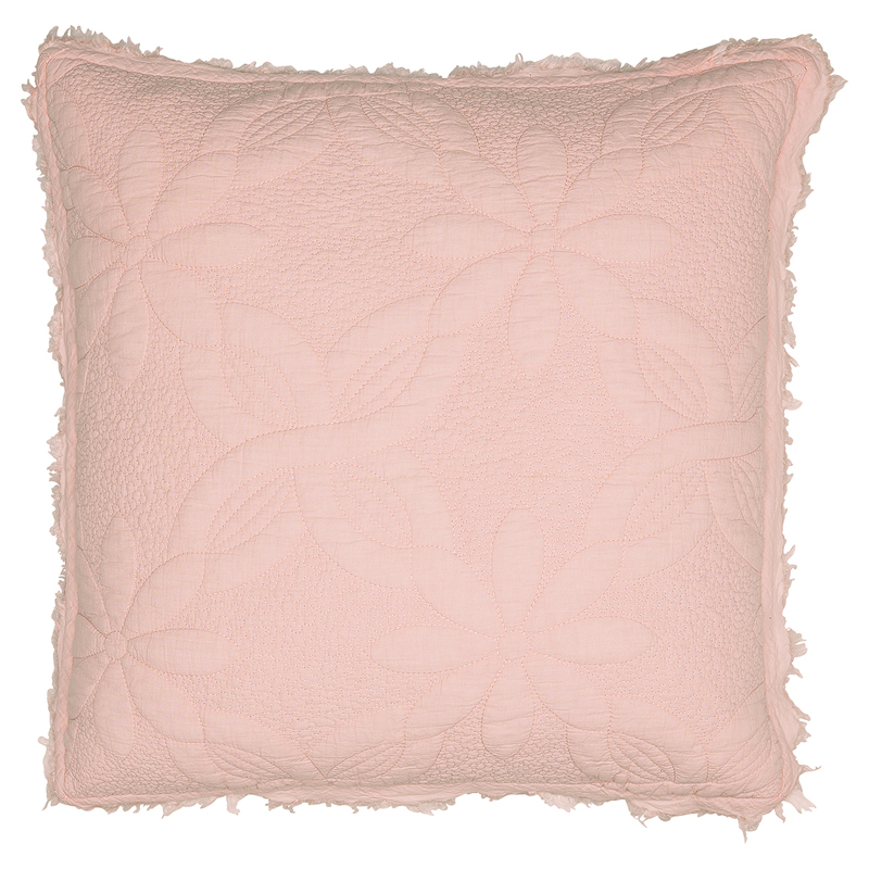 a12021x.jpg - Kuddfodral Peach w/raw edge - Elsashem Butiken med det lilla extra...