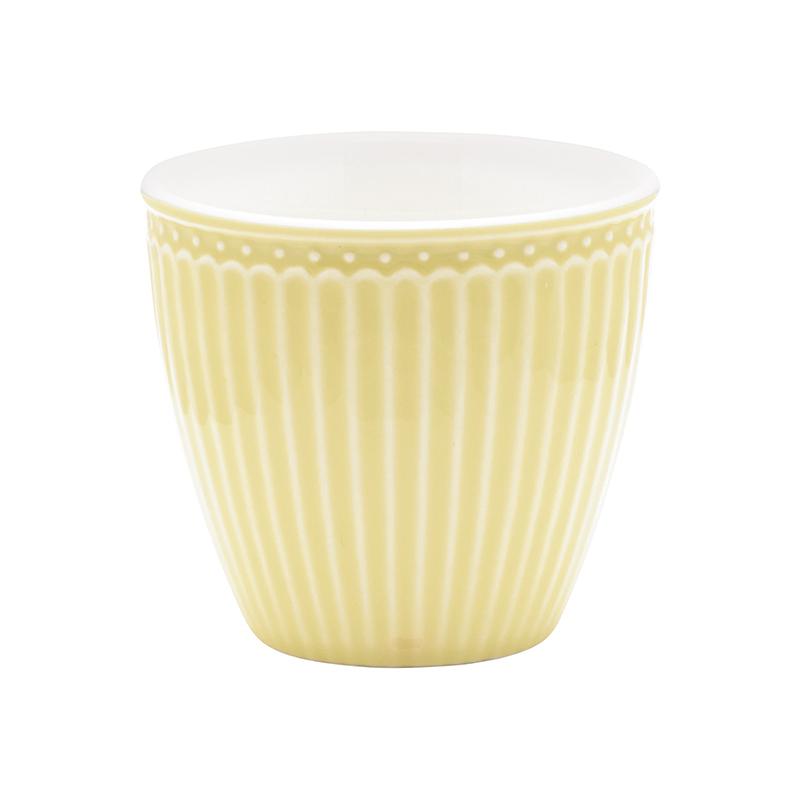 a12053x.jpg - Lattemugg Alice, Pale yellow - Elsashem Butiken med det lilla extra...