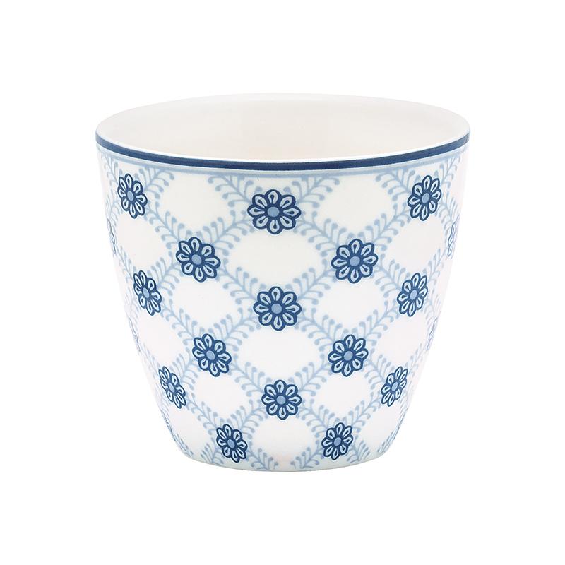 a12059x.jpg - Lattemugg Lolly, Blue - Elsashem Butiken med det lilla extra...