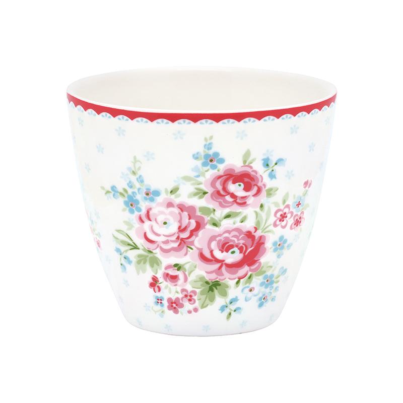 a12061x.jpg - Lattemugg Tess, White - Elsashem Butiken med det lilla extra...