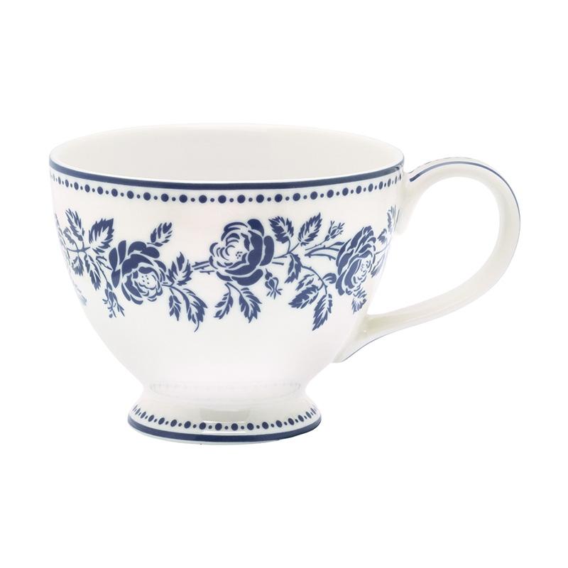 a12097x.jpg - Temugg Fleur, Blue - Elsashem Butiken med det lilla extra...