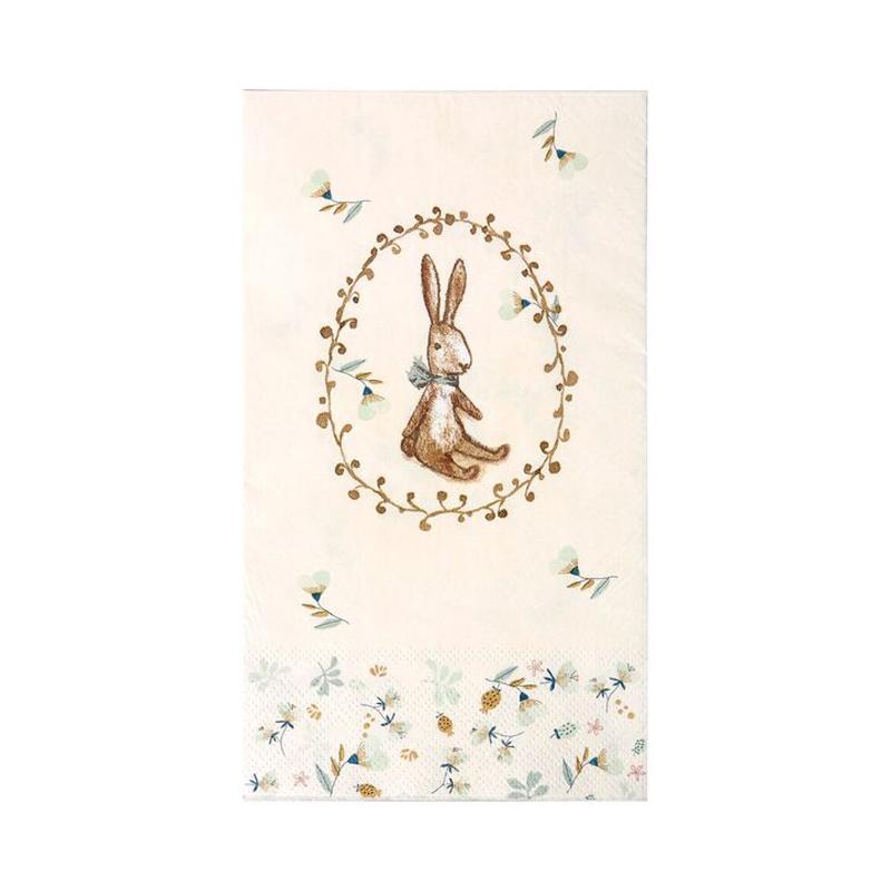 a12145x.jpg - Servetter, Bunny - Elsashem Butiken med det lilla extra...