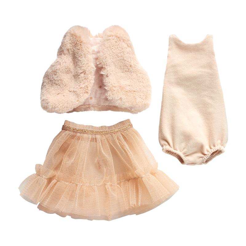 a12183x.jpg - Best Friends, Ballerina set Powder - Elsashem Butiken med det lilla extra...