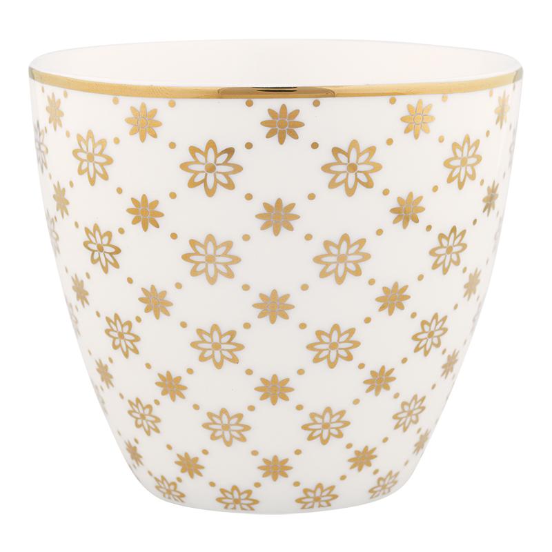 a12274x.jpg - Lattemugg Laurie, Gold - Elsashem Butiken med det lilla extra...