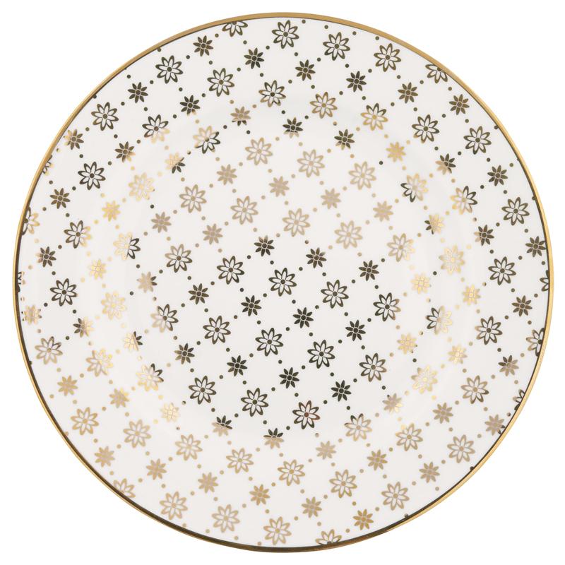 a12310x.jpg - Assiette Laurie, Gold - Elsashem Butiken med det lilla extra...
