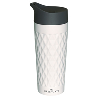 Senaste nytt Travel mug, Creame