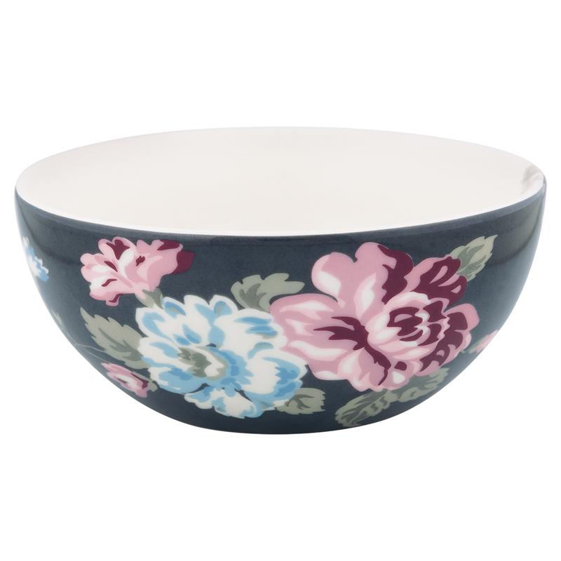 a12361x.jpg - Cereal bowl Maude, Dark grey - Elsashem Butiken med det lilla extra...