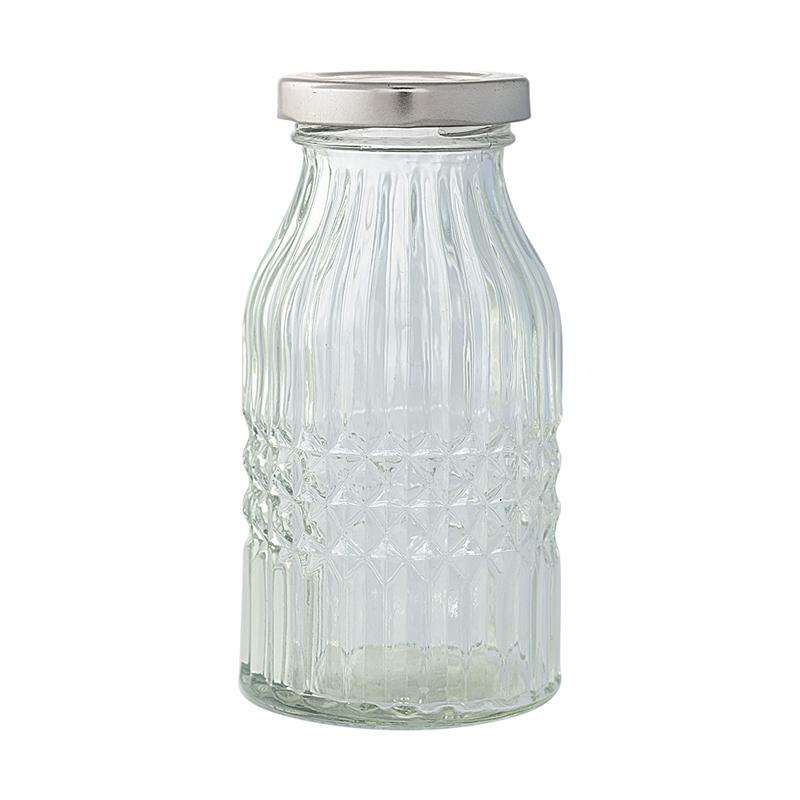 a12364x.jpg - Bottle, Clear small - Elsashem Butiken med det lilla extra...
