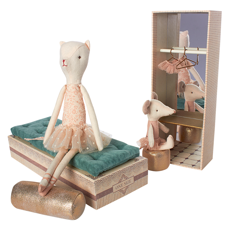 a12506-2x.jpg - Dancing Cat and Mouse in Shoebox - Elsashem Butiken med det lilla extra...
