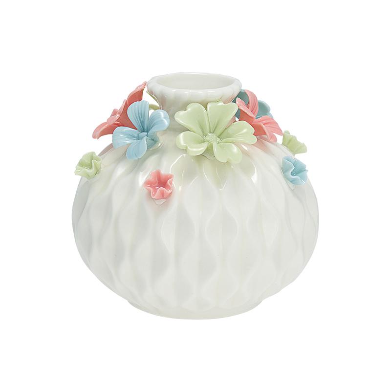 a12544x.jpg - Vase Flower, Multicolor small - Elsashem Butiken med det lilla extra...