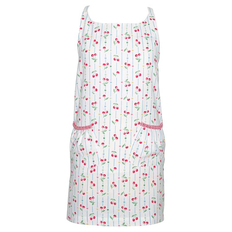 a12548x.jpg - Förkläde Cherry, White - Elsashem Butiken med det lilla extra...