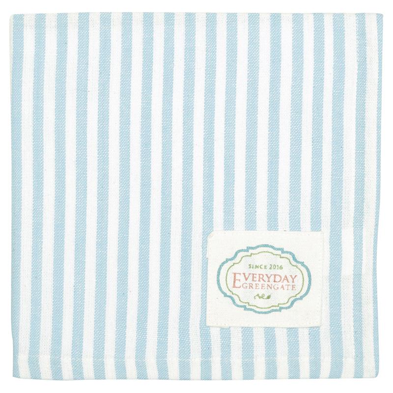 a12579x.jpg - Servett Alice Stripe, Pale blue - Elsashem Butiken med det lilla extra...