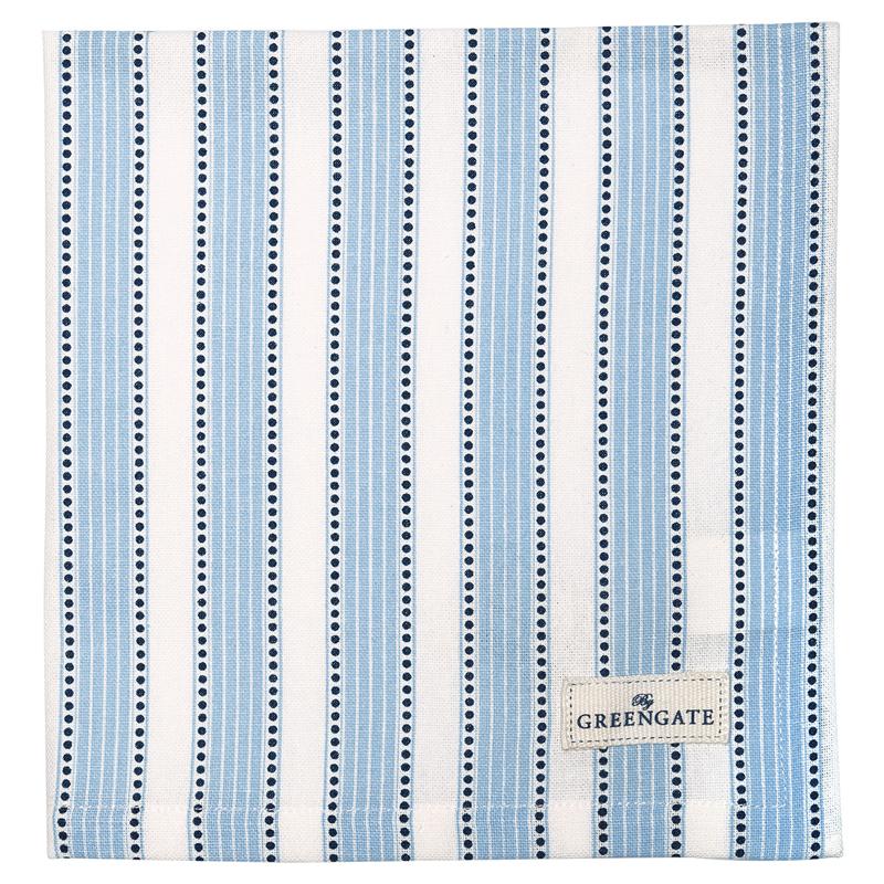 a12581x.jpg - Servett Alberta, Blue - Elsashem Butiken med det lilla extra...