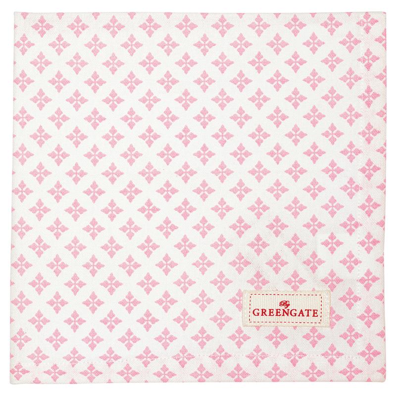 a12583x.jpg - Servett Sasha, Pale pink - Elsashem Butiken med det lilla extra...