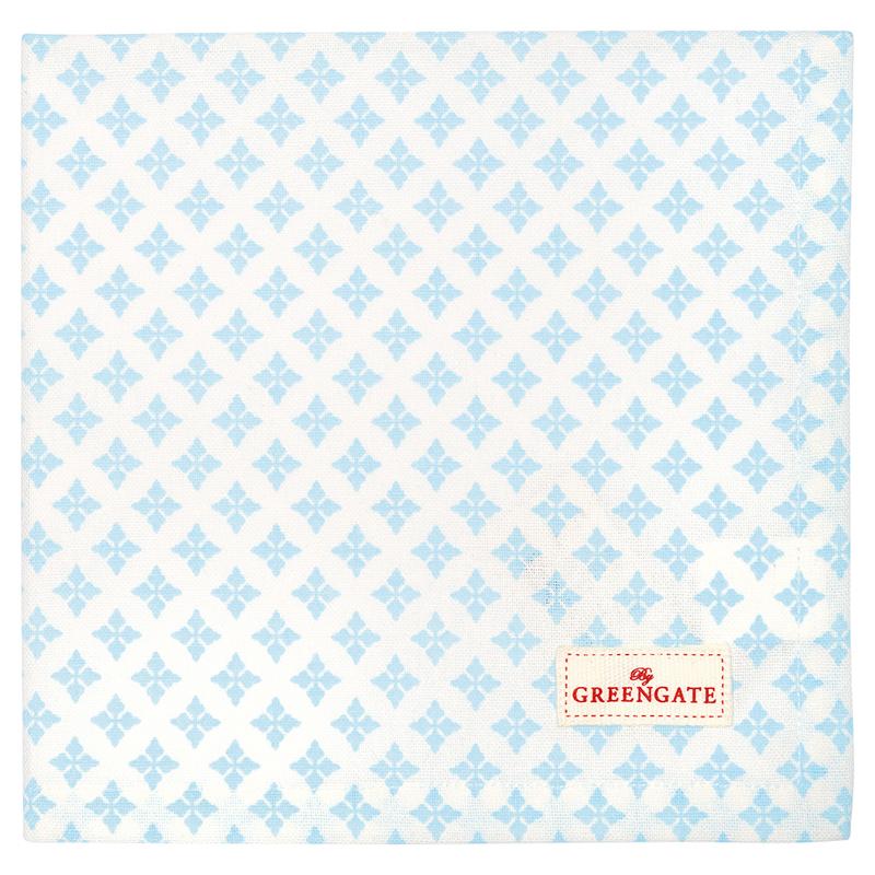 a12584x.jpg - Servett Sasha, Blue - Elsashem Butiken med det lilla extra...