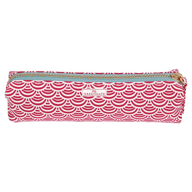 a12676x.jpg - Pouch Nancy, Red - Elsashem Butiken med det lilla extra...