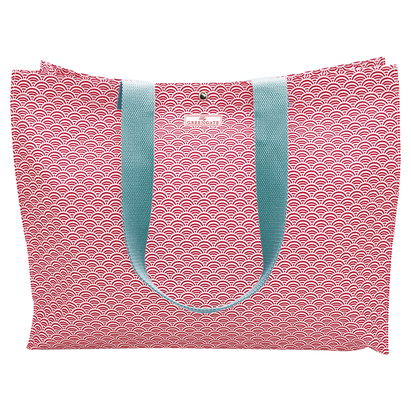 a12678x.jpg - Shopper Nancy, Red - Elsashem Butiken med det lilla extra...